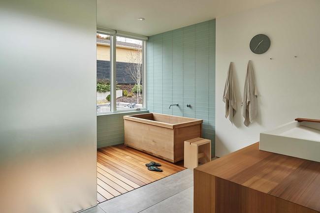 Ngôi nhà cấp 4 triệu người mơ ước với thiết kế kết nối hài hoà với thiên nhiên bên ngoài - Ảnh 11.