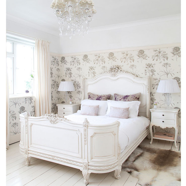 Là con gái ai chẳng thích có một căn phòng ngủ như thế này - Ảnh 3.