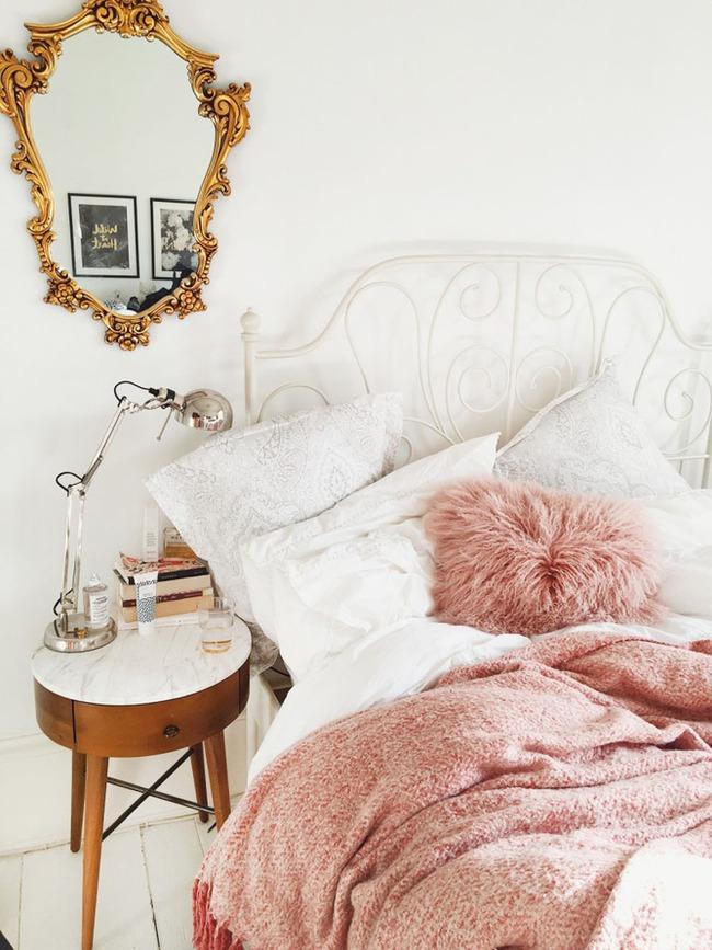 Là con gái ai chẳng thích có một căn phòng ngủ như thế này - Ảnh 4.