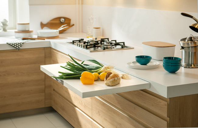 10 điều mà các chuyên gia khuyên dùng cho những ai sở hữu một căn bếp chật - Ảnh 2.