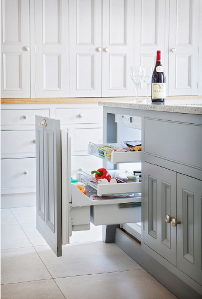 10 điều mà các chuyên gia khuyên dùng cho những ai sở hữu một căn bếp chật - Ảnh 5.