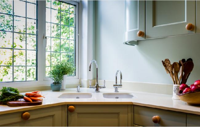 10 điều mà các chuyên gia khuyên dùng cho những ai sở hữu một căn bếp chật - Ảnh 10.