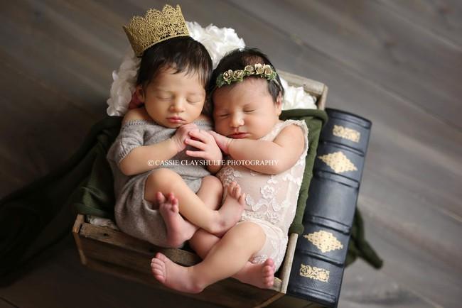 Câu chuyện bất ngờ đằng sau bức ảnh chụp Romeo và Juliet vừa mới sinh - Ảnh 4.