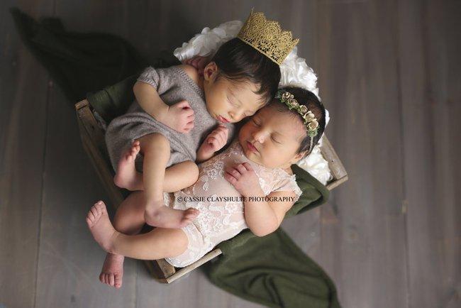 Câu chuyện bất ngờ đằng sau bức ảnh chụp Romeo và Juliet vừa mới sinh - Ảnh 5.