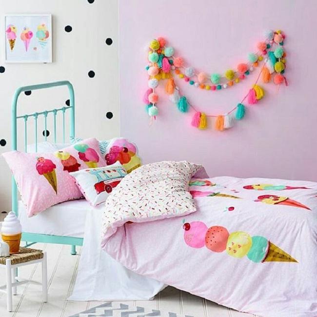 15 mẫu thiết kế giường ngủ đặc sắc các gia đình có con gái không thể bỏ qua - Ảnh 1.