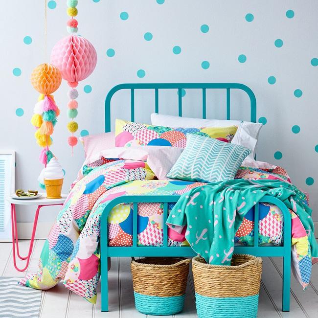 15 mẫu thiết kế giường ngủ đặc sắc các gia đình có con gái không thể bỏ qua - Ảnh 2.