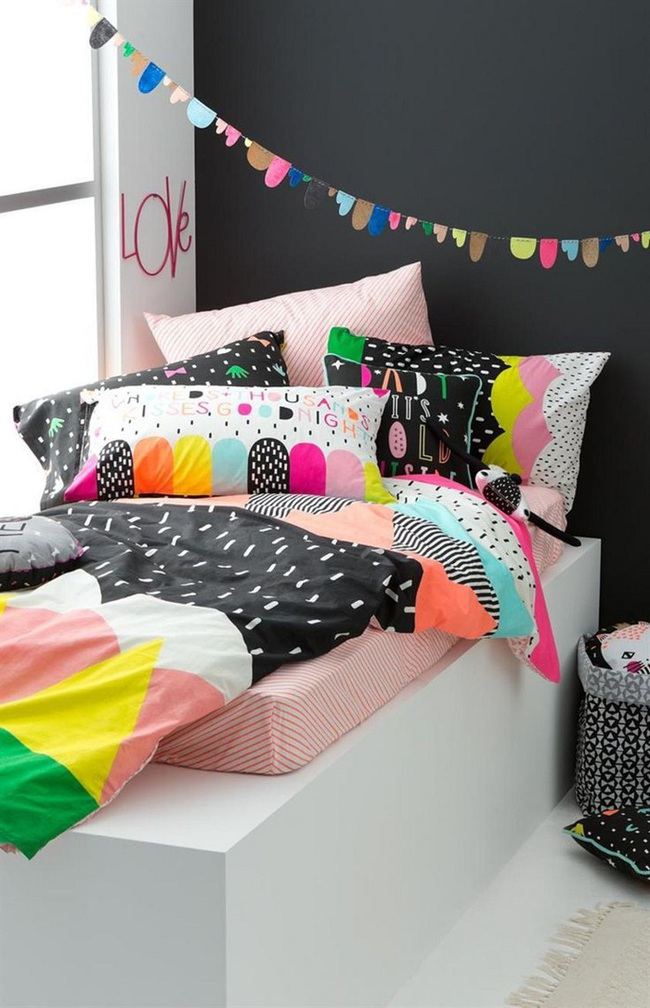 15 mẫu thiết kế giường ngủ đặc sắc các gia đình có con gái không thể bỏ qua - Ảnh 3.