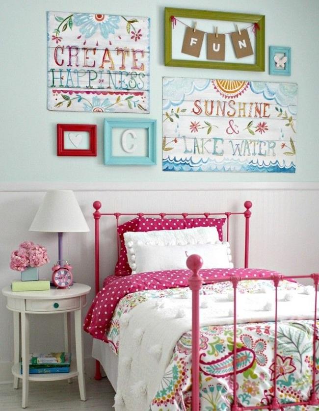 15 mẫu thiết kế giường ngủ đặc sắc các gia đình có con gái không thể bỏ qua - Ảnh 4.