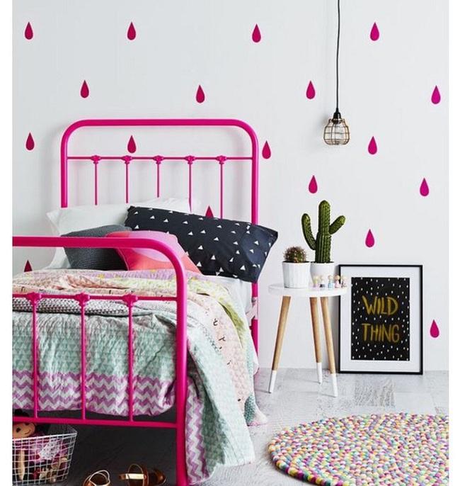 15 mẫu thiết kế giường ngủ đặc sắc các gia đình có con gái không thể bỏ qua - Ảnh 5.