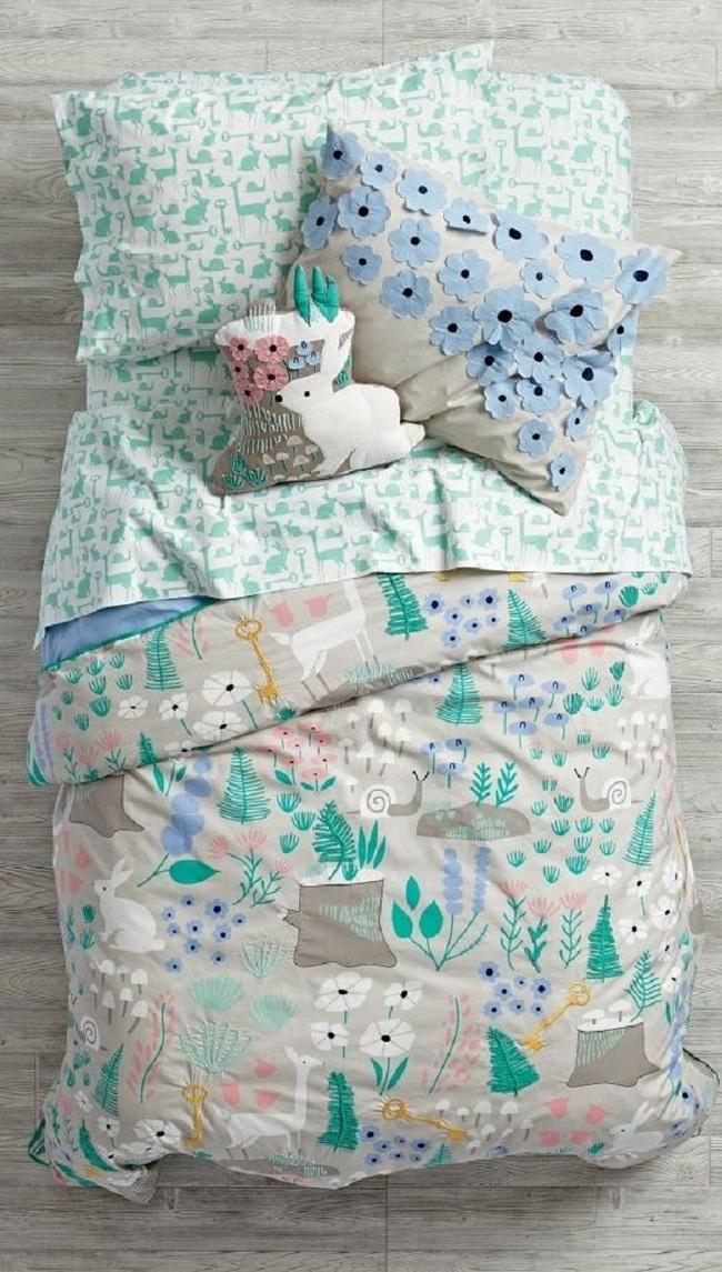 15 mẫu thiết kế giường ngủ đặc sắc các gia đình có con gái không thể bỏ qua - Ảnh 7.
