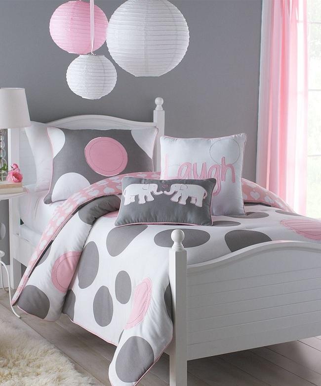 15 mẫu thiết kế giường ngủ đặc sắc các gia đình có con gái không thể bỏ qua - Ảnh 8.