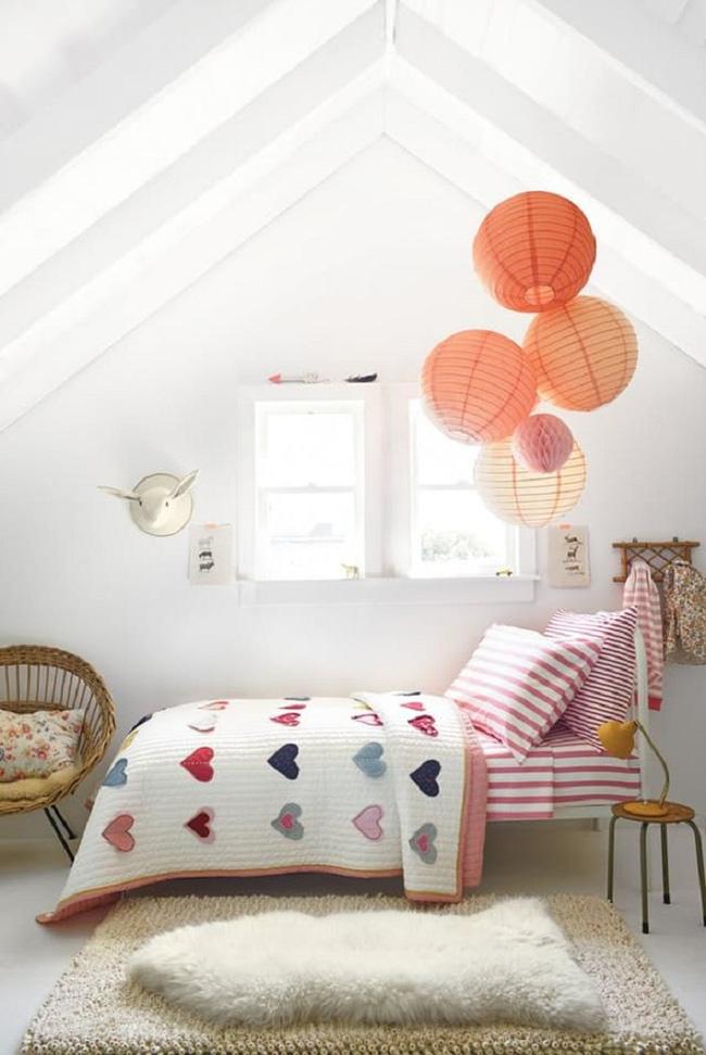15 mẫu thiết kế giường ngủ đặc sắc các gia đình có con gái không thể bỏ qua - Ảnh 9.