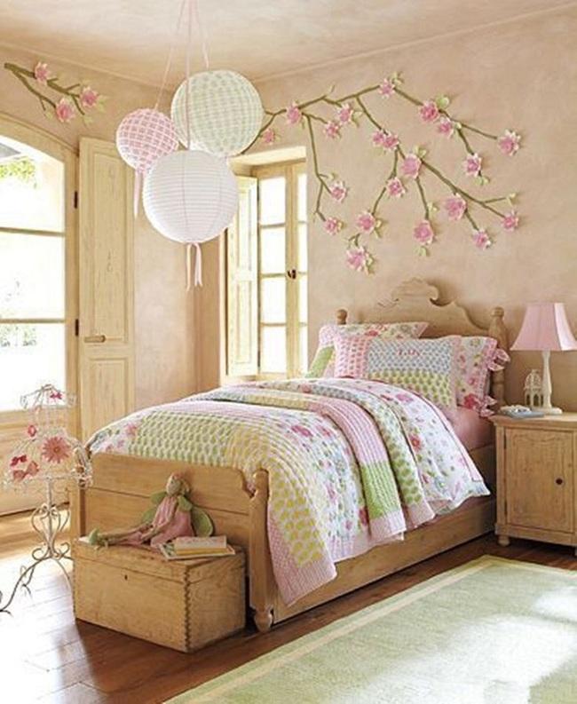 15 mẫu thiết kế giường ngủ đặc sắc các gia đình có con gái không thể bỏ qua - Ảnh 10.