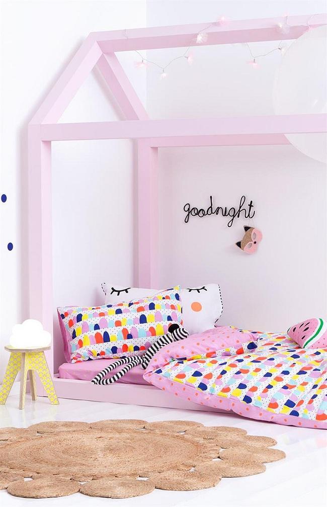 15 mẫu thiết kế giường ngủ đặc sắc các gia đình có con gái không thể bỏ qua - Ảnh 12.