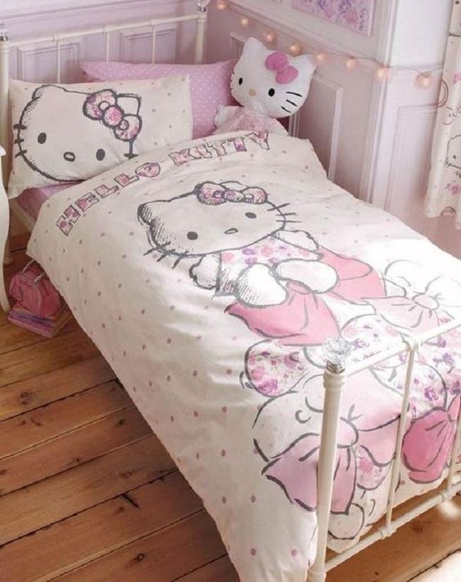 Thiết kế phòng ngủ cho bé gái dễ thương như trong cổ tích làm các bậc phụ huynh phải học tập tức thì - Ảnh 11.