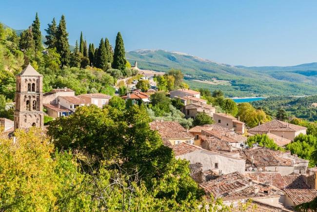10 ngôi làng đẹp như thiên đường dưới hạ giới của nước Pháp - Ảnh 12.