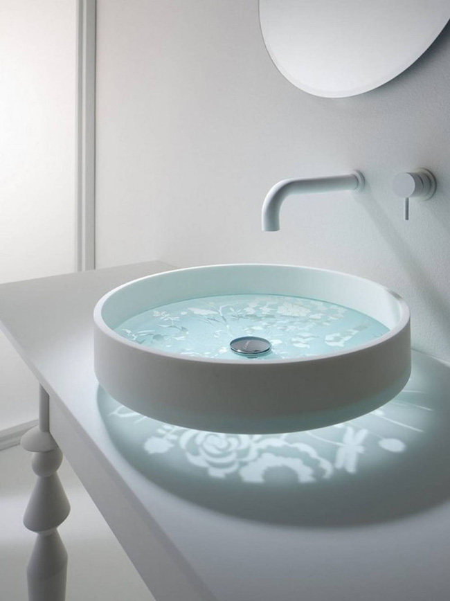 13 mẫu bồn rửa chẳng thể bỏ qua cho dù là lần đầu nhìn thấy - Ảnh 1.