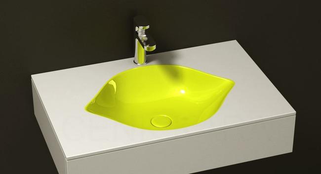 13 mẫu bồn rửa chẳng thể bỏ qua cho dù là lần đầu nhìn thấy - Ảnh 2.