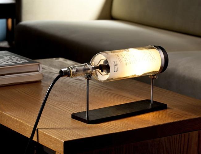 Chẳng thể ngờ những chiếc đèn đẹp lung linh này lại được làm từ chai thủy tinh tái chế - Ảnh 4.