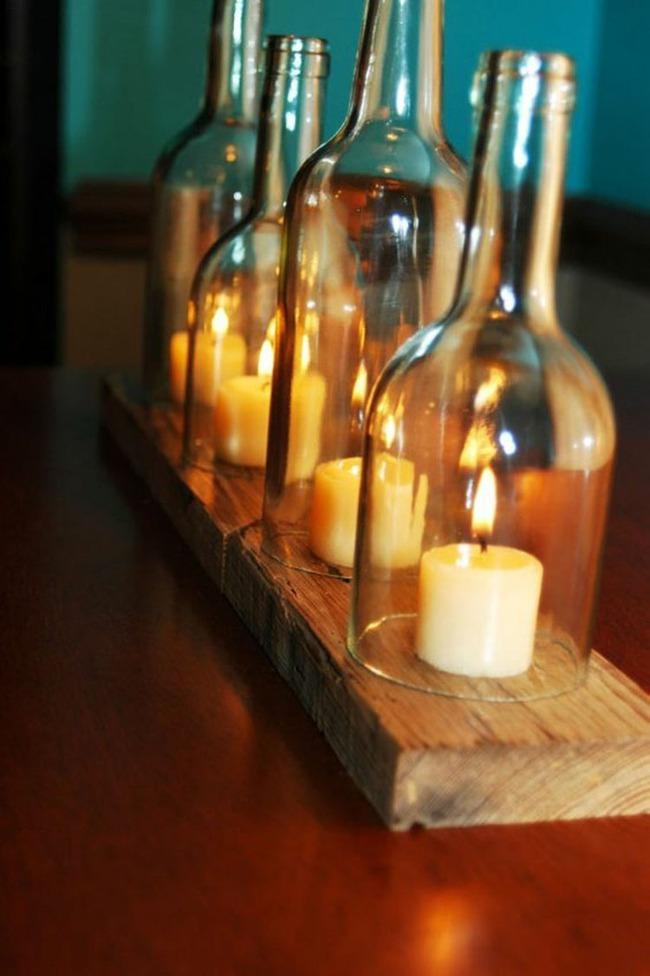 Chẳng thể ngờ những chiếc đèn đẹp lung linh này lại được làm từ chai thủy tinh tái chế - Ảnh 7.