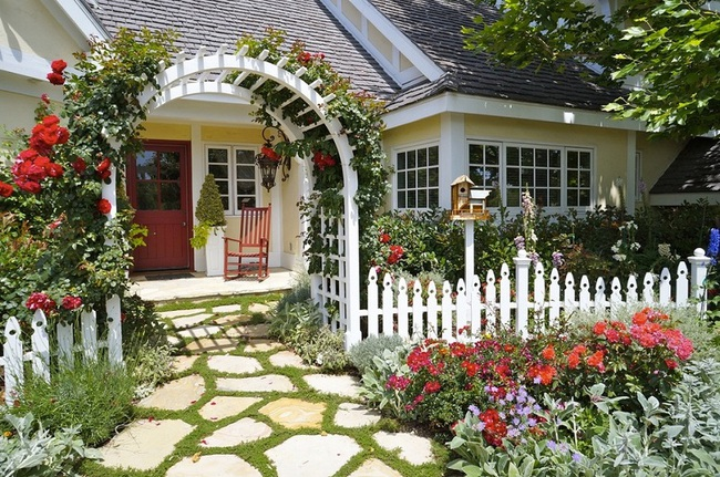 Quên những cách trang trí vườn truyền thống đi và học ngay cách trang trí vườn thời hiện đại dưới đây - Ảnh 2.