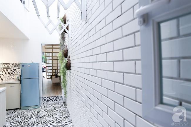 Ngôi nhà có chiều ngang chỉ vỏn vẹn 2,5m ở Giảng Võ đã lột xác thành ngôi nhà vạn người mơ ước - Ảnh 14.