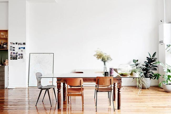 Những bộ bàn ghế ăn khiến bạn dù đi đâu cũng chỉ mong được về nhà dùng bữa - Ảnh 1.