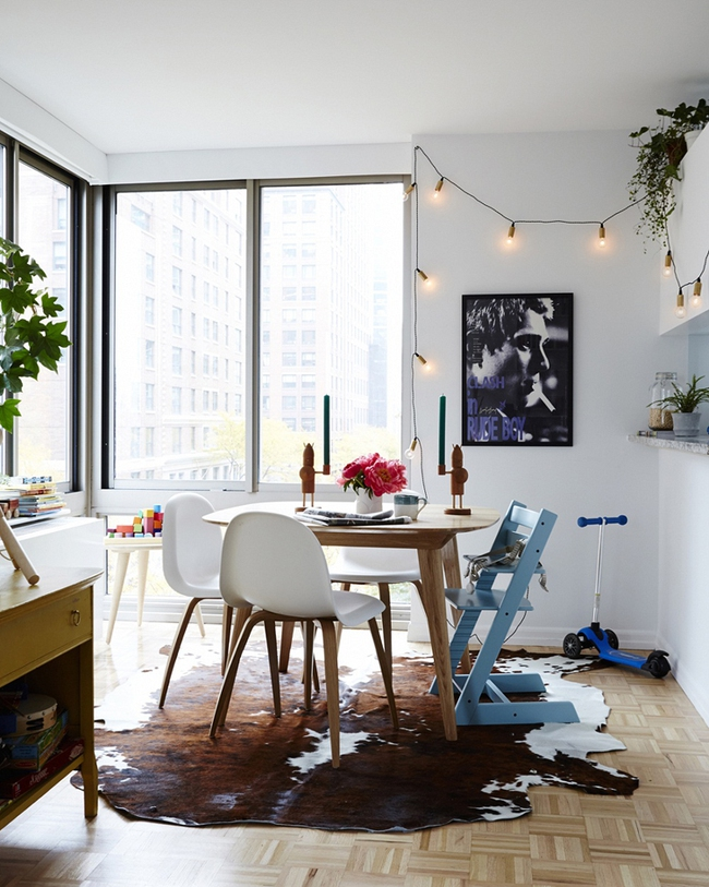 Những bộ bàn ghế ăn khiến bạn dù đi đâu cũng chỉ mong được về nhà dùng bữa - Ảnh 4.