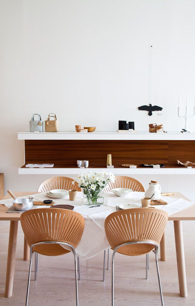 Những bộ bàn ghế ăn khiến bạn dù đi đâu cũng chỉ mong được về nhà dùng bữa - Ảnh 8.