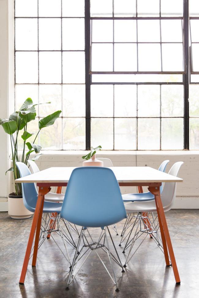 Những bộ bàn ghế ăn khiến bạn dù đi đâu cũng chỉ mong được về nhà dùng bữa - Ảnh 9.