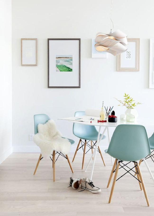 Những bộ bàn ghế ăn khiến bạn dù đi đâu cũng chỉ mong được về nhà dùng bữa - Ảnh 10.