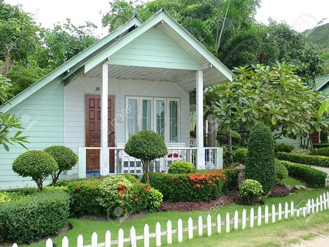 Sân vườn nhỏ không thành vấn đề, vẫn có thể xinh lung linh như thế này nhé - Ảnh 11.