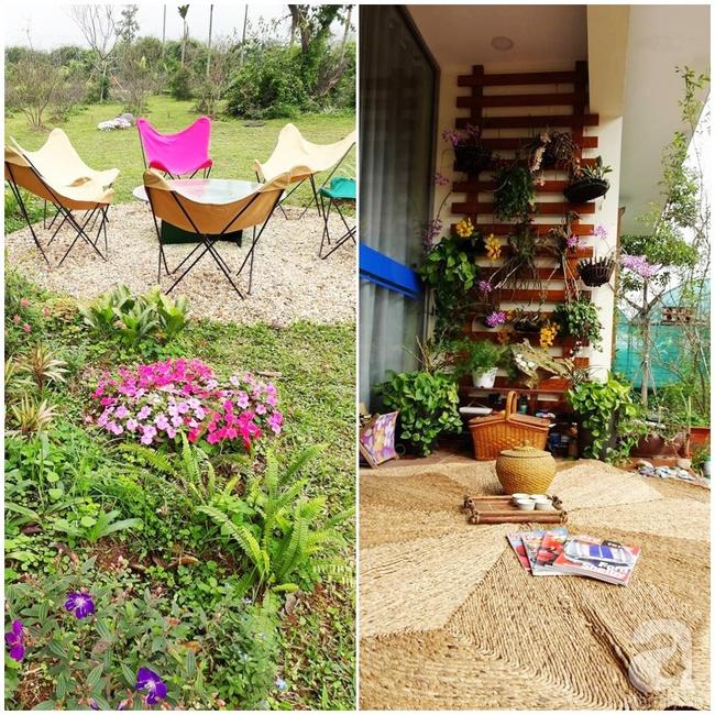 Bỏ việc quản lý và căn nhà ở nội thành Hà Nội, vợ chồng ra ngoại thành xây nhà vườn đẹp như cổ tích - Ảnh 6.
