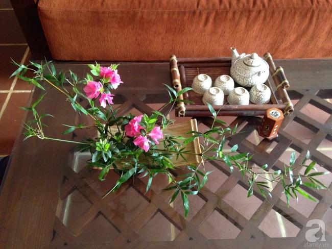 Bỏ việc quản lý và căn nhà ở nội thành Hà Nội, vợ chồng ra ngoại thành xây nhà vườn đẹp như cổ tích - Ảnh 9.