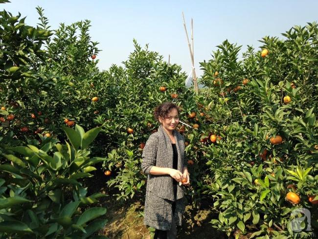 Bỏ việc quản lý và căn nhà ở nội thành Hà Nội, vợ chồng ra ngoại thành xây nhà vườn đẹp như cổ tích - Ảnh 23.