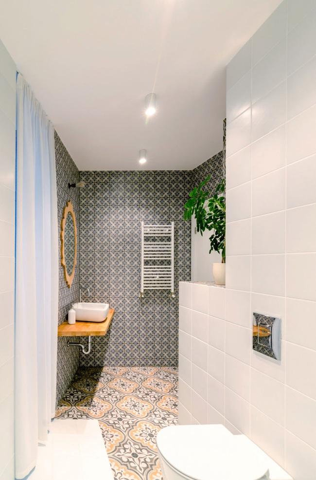 Lấy nội thất gỗ làm điểm nhấn, ngôi nhà này được đánh giá là cực hiện đại và tinh tế - Ảnh 10.
