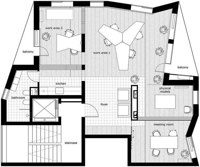 Lấy nội thất gỗ làm điểm nhấn, ngôi nhà này được đánh giá là cực hiện đại và tinh tế - Ảnh 12.