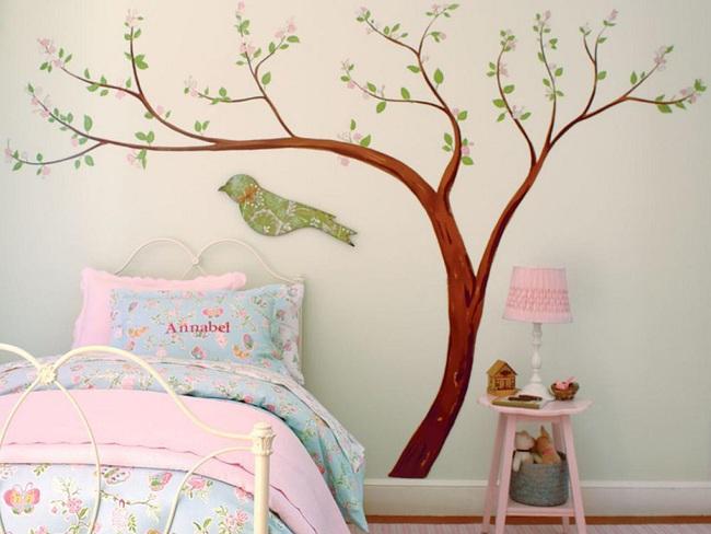 3 cách thiết kế và 15 mẫu phòng ngủ bé gái đẹp như cổ tích  - Ảnh 2.