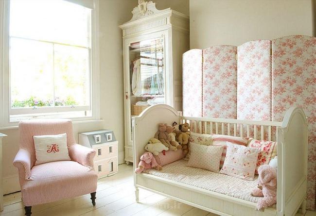 3 cách thiết kế và 15 mẫu phòng ngủ bé gái đẹp như cổ tích  - Ảnh 3.