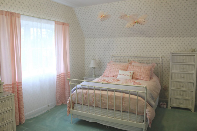 3 cách thiết kế và 15 mẫu phòng ngủ bé gái đẹp như cổ tích  - Ảnh 7.