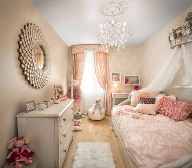 3 cách thiết kế và 15 mẫu phòng ngủ bé gái đẹp như cổ tích  - Ảnh 10.