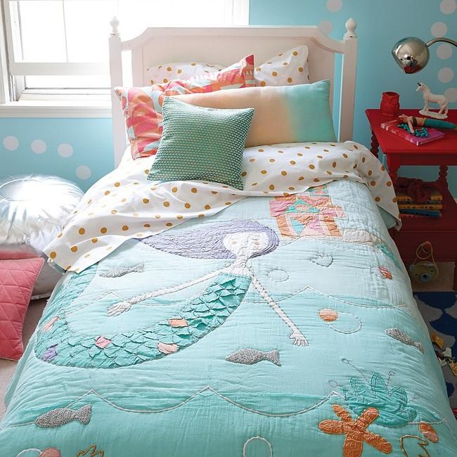 3 cách thiết kế và 15 mẫu phòng ngủ bé gái đẹp như cổ tích  - Ảnh 15.
