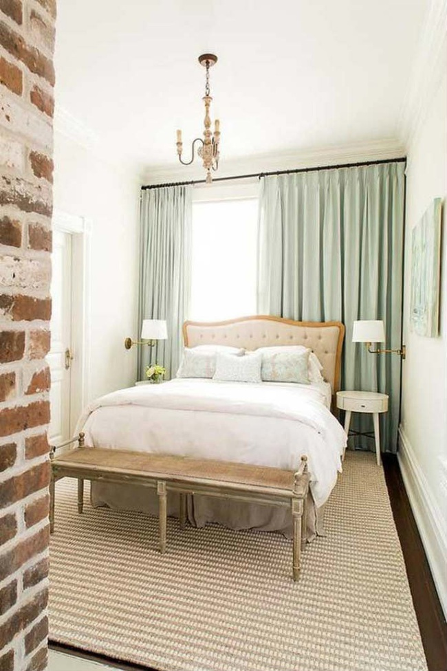 Bày cách thiết kế giường ngủ bên cửa sổ cực đẹp cho các cô nàng thích mộng mơ - Ảnh 5.