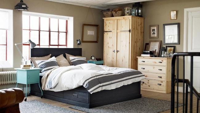 Bày cách thiết kế giường ngủ bên cửa sổ cực đẹp cho các cô nàng thích mộng mơ - Ảnh 8.