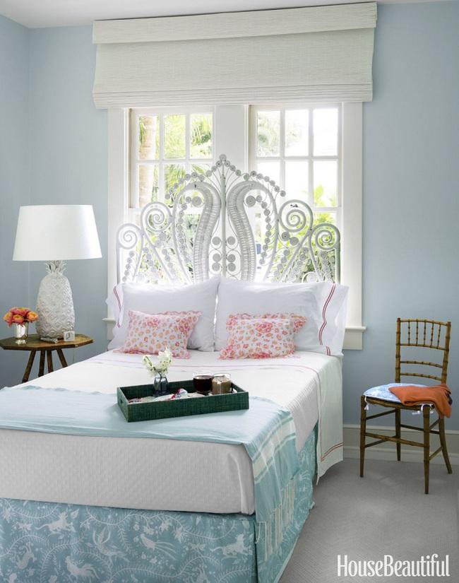 Bày cách thiết kế giường ngủ bên cửa sổ cực đẹp cho các cô nàng thích mộng mơ - Ảnh 12.