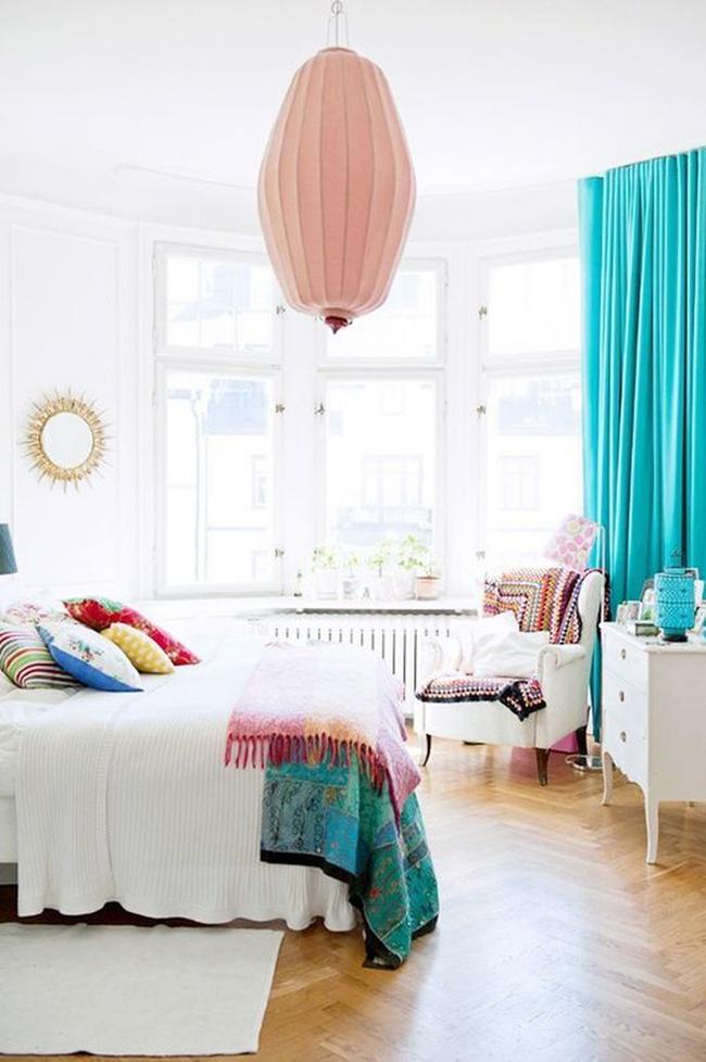 3 cách làm mới phòng ngủ để đón hè đầy nắng - Ảnh 4.