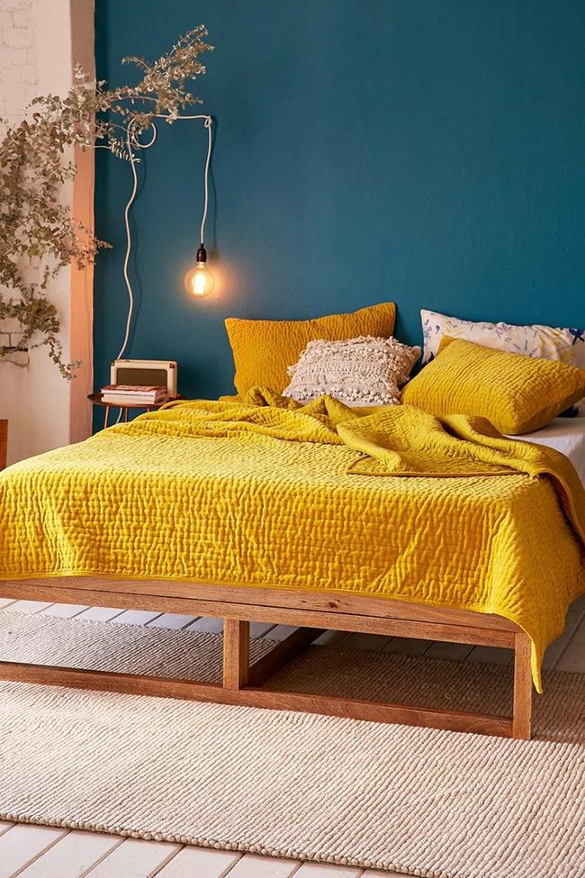 3 cách làm mới phòng ngủ để đón hè đầy nắng - Ảnh 5.