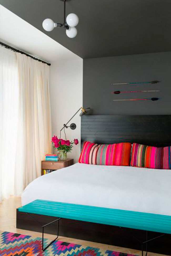 3 cách làm mới phòng ngủ để đón hè đầy nắng - Ảnh 6.