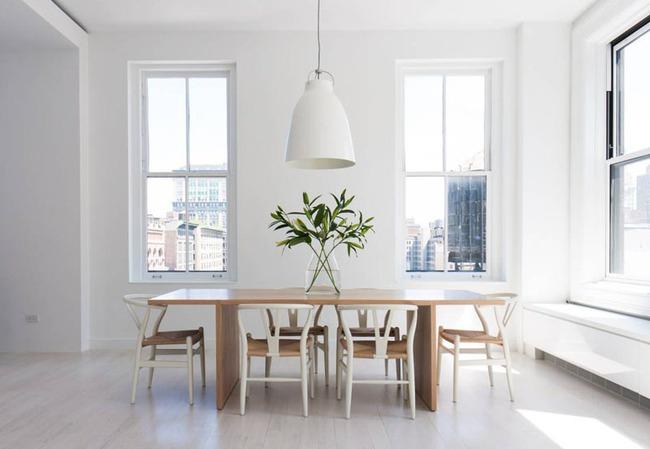 Mách bạn cách chọn đèn trang trí cho phòng ăn gia đình thêm xinh - Ảnh 4.