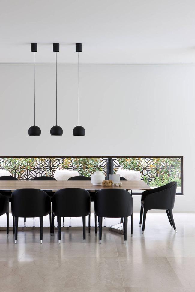Mách bạn cách chọn đèn trang trí cho phòng ăn gia đình thêm xinh - Ảnh 10.